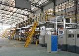 Wj-150-1600-II производственная линия Paperboard 5 слоев Corrugated