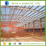 아프리카 시장을%s Prefabricated 가벼운 강철 구조물 공장 작업장