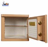 Cofre forte de aço da qualidade superior, caixa segura eletrônica, caixa de depósito seguro do hotel