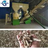 1t/Hマケドニアの使用の木製のおがくずの餌の製造所