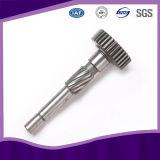 Asta cilindrica di attrezzo su ordine del dente cilindrico dell'acciaio inossidabile di precisione con il prezzo di Comptiitive