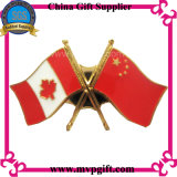 Pin флага значка флага металла (m-B010)
