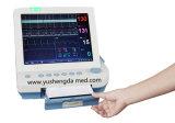 Высокий монитор тарифа сердца медицинского оборудования чувствительности фетальный терпеливейший