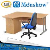 MDFの現代オフィス用家具の机の木のオフィス表(MXZY-068)