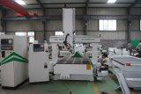 Multifunktions-CNC-Fräser mit Mittellinie 4 für Holzbearbeitung (SR1325HD-ATC)