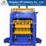 O bloco de cimento Qt10-15 vibrado inteiramente automático que faz tipos da máquina da cavidade obstrui a máquina no preço de Fiji