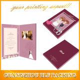 Tarjeta de la invitación / tarjeta de boda / tarjeta de felicitación (BLF-GC002)