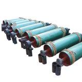 Rodillo de la cinta transportadora usado en la mina de la fábrica de la fábrica de diversos Stone Diameter89-159mm
