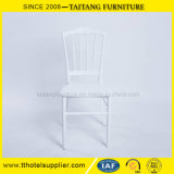 Chaise en plastique PP Chiavari président pour une utilisation en extérieur