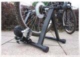Nuevo bastidor de acero en el interior de la rueda de bicicleta magnética Inicio formador