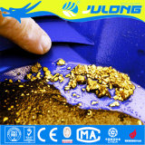 Julong 2017 Hot Vender Mini 6 Polegada Gold Draga