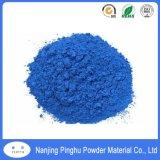 Rivestimento a resina epossidica blu della polvere del poliestere di struttura della grinza