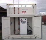 Massenselbst Bunded Schienen-Becken des Dieselkraftstoff-30000L für Verkauf