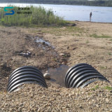 HDPEの下水の管のPEの倍の壁の製造業者の下水管管