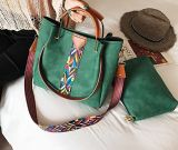 Sacchetti di cuoio di mode delle borse del progettista delle borse del sacchetto delle borse delle signore dell'unità di elaborazione di modo di Tote del sacchetto delle borse promozionali delle donne (WDL0371)