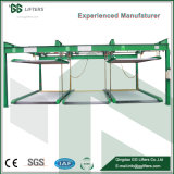 6 Camadas Vertical-Horizontal Sistema de Estacionamento