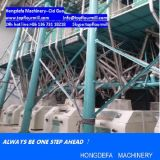 Weizen-Getreidemühle-Gerät kompletter PLC (100t)