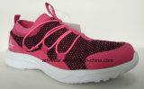 Señoras Gimnasio Deportes ejecuta Calzado Mujer Confort resbalar sobre zapatillas zapatos con Superior Flyknit (246)