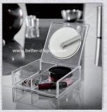 En acrylique transparent personnalisé parfum Vitrine d'affichage