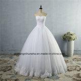 Кристалл отбортовывает платье венчания для lhbim невест официально