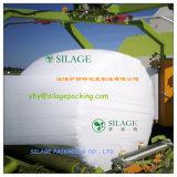 La nuova pellicola di stirata del silaggio migliora la qualità di silaggio spostato erba medica