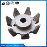 中国のステンレス鋼か金属またはアルミニウムはCaterpilerの部品のための部品を造った