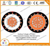 175 nivel 100% del aislante del cable de la milipulgada Epr 15 kilovoltios Urd con el certificado UL1072