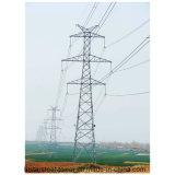 Fluss-Überfahrt-Energie Transmisssion Zeile Aufsatz