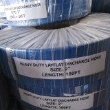 Commerce de gros 3pouce Layflat en PVC flexible/tube de décharge de l'eau