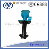 Overhung Vertical Rubber Lined Slurry Pump (100ZJLR)