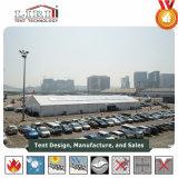 Белый шатер алюминиевого сплава шатров случая для торговой ярмарки
