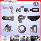 Aço Inoxidável Personalizada de fabricação de estampagem de corte de alumínio