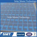 L'énergie solaire PV Tin Roof colliers en aluminium