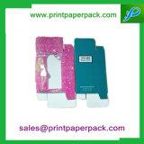 Faltbarer Wimper-Papierkasten-verpackenkasten-Kosmetik-Luxuxkasten