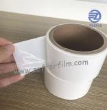 Prima Melkachtige Witte PE Film voor de Oppervlakte van het Venster met de Druk van het Ontwerp