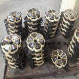 タワークレーンの予備品の電磁石の電磁石