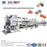 Professionnel de la fabrication des bonbons durs faire de la ligne