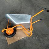 販売のための試供品の庭の構築の一輪車