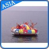 PVC Inflável Water Park Inflável Saturn Disco Boat Inflável