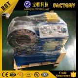 Finn Linha Uniflex Techmaflex alimentação 12V 24V DC Máquina de crimpagem da mangueira