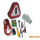 Repartição de emergência automática do kit de ferramenta do carro na estrada (DFAK-003)