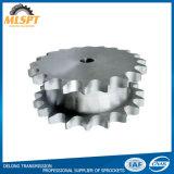 De professionele Industriële Tand van de Ketting van de Rol van Roestvrij staal 304