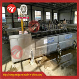 La pomme de terre/carotte/Radis/oignon/manioc Machine à laver et peler de nettoyage