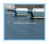 Мембрана EPDM делая водостотьким для крыши тоннеля парка метро подвала пруда