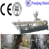 Línea de pelletización de plástico / PE PP HDPE LDPE reciclaje de residuos plásticos máquina de pelletización de plástico