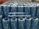 Com PVC reforçados com fibra de borracha de água do tubo de borracha de Jardim