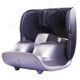 Massager vibrante y de calefacción plegable eléctrico de la pierna del pie del aire de Shiatsu