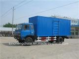 Carro del camión del carro del cargo de Dongfeng 153 Van Truck 12-15t 190HP de la marca de fábrica de Hotsales