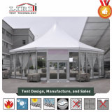 工場からの屋外の結婚式のイベントのための白い10X10おおいのテント