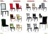 Hotel elegante Restaurante Cadeiras de jantar de Metal
